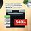 Thumbnail: Four encastrable nettoyage EcoClean BOSCH - HBA553BR0