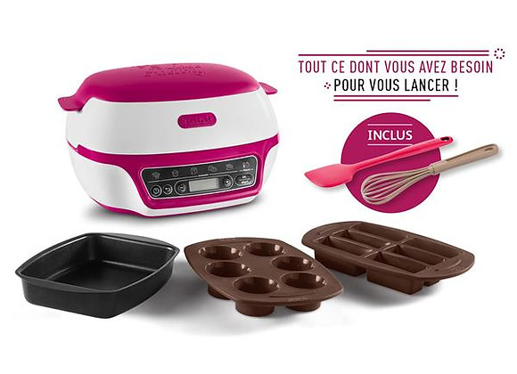 Fait maison Machine à gâteaux TEFAL - YY4377FD