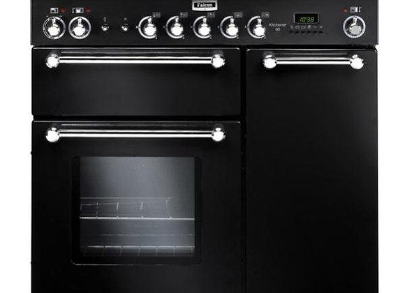 Piano de cuisson mixte FALCON - KCH90DFBLC-EU