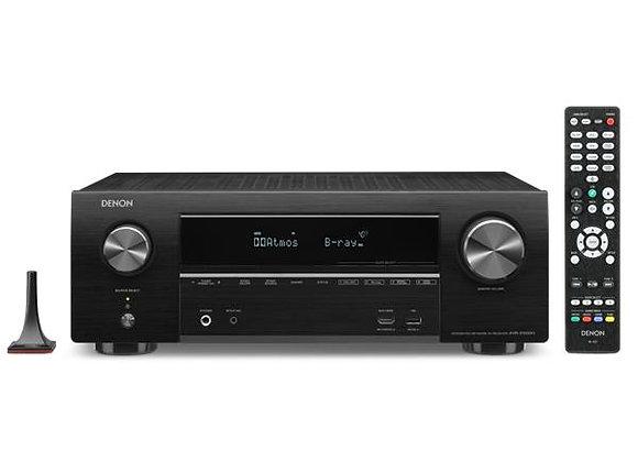 Amplificateur Audio Vidéo son 7.2 DENON - AVRX1600HDABBKE2