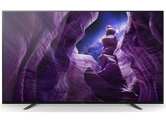 Téléviseur 4K écran plat SONY - KD55A8B