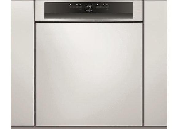 Lave-vaisselle intégrable WHIRLPOOL - WBO3T123PFX