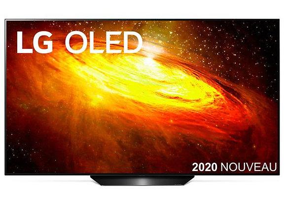 Téléviseur 4K écran plat LG - OLED55BX6