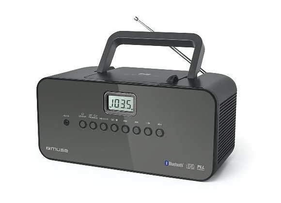 Radio-laser sans K7 MUSE - M22BT