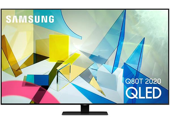 Téléviseur 4K écran plat SAMSUNG - QE65Q80TATXXC