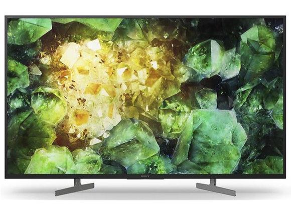 Téléviseur 4K écran plat SONY - KD49XH8196B