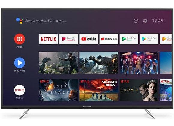 Téléviseur 4K écran plat SCHNEIDER - SC-LED43SC400ATV