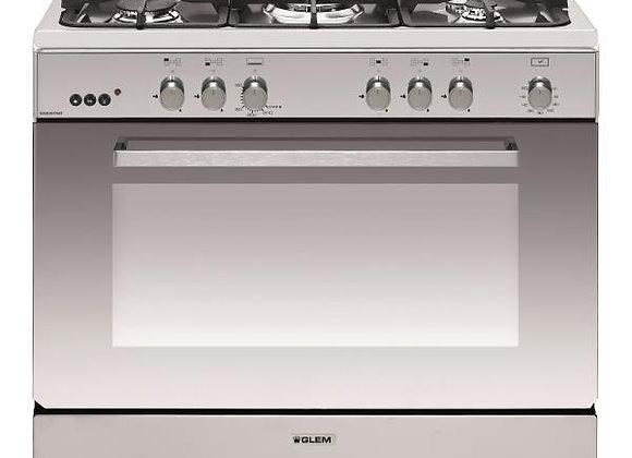 Piano de cuisson gaz GLEM - GE960CMIX2