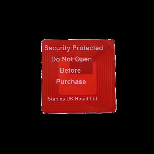 RF Printing Label