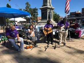 Hope for Holyoke Recovery Day, September 28, 2019