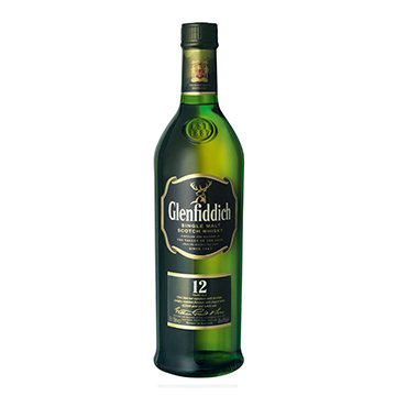 Glenfiddich 12 Year Old (750 ml)