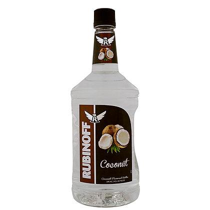 Rubinoff Coconut Vodka (1.75 L)