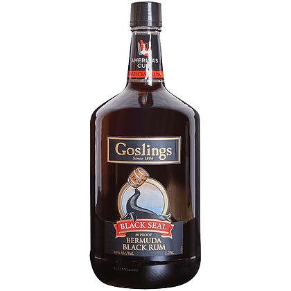 Goslings Black Rum (750 ml)