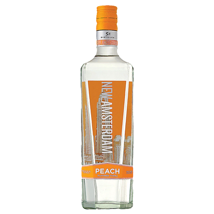 New Amsterdam Peach Vodka (1.75 L)