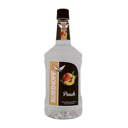 Rubinoff Peach Vodka (750 ml)