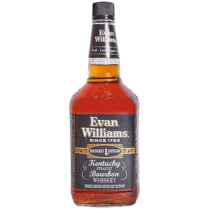 Evan Williams Bourbon (1.75 ml)