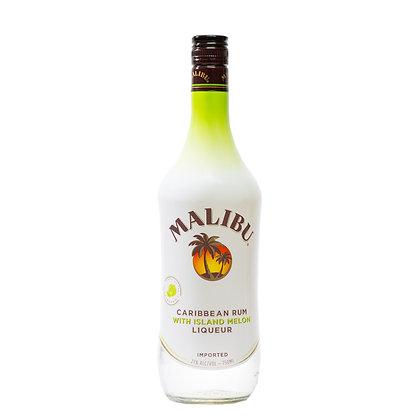 Malibu Caribbean Melon Rum (750 ml)