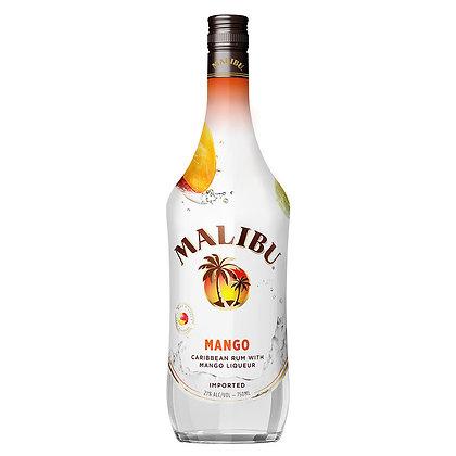 Malibu Caribbean Mango Rum (750 ml)