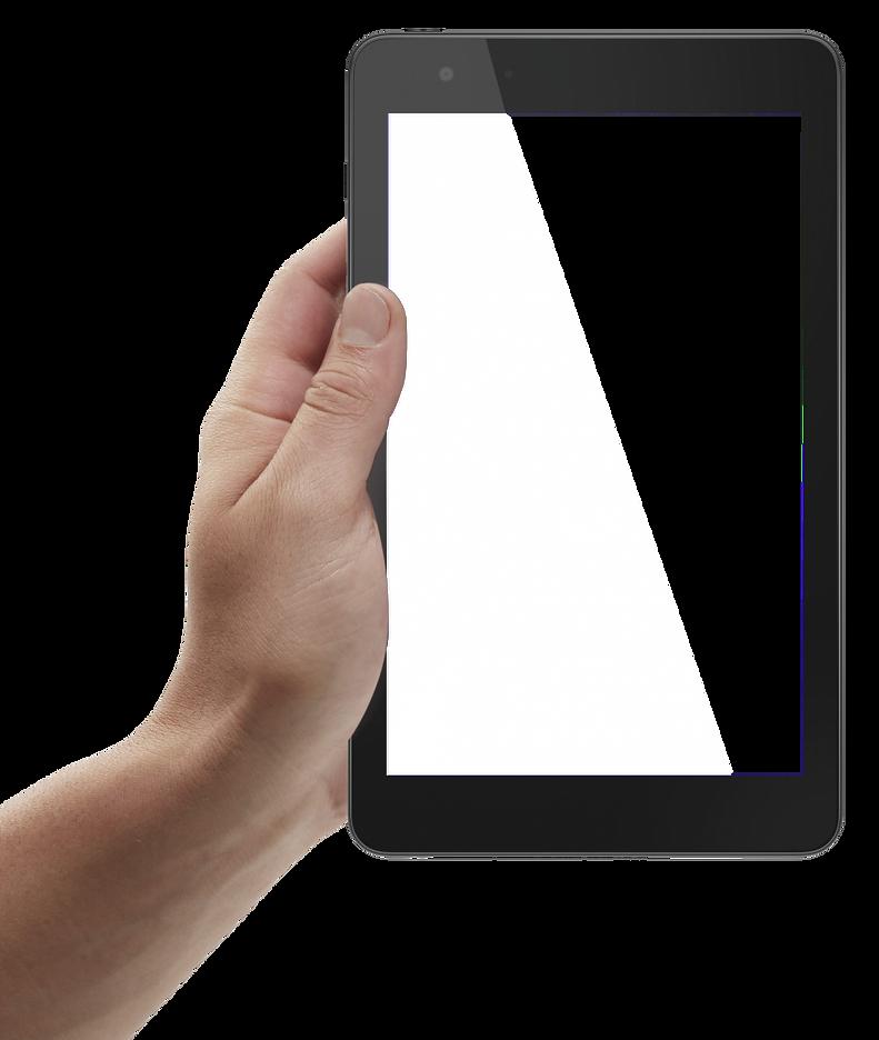 purepng.com-hand-holding-tabletelectroni