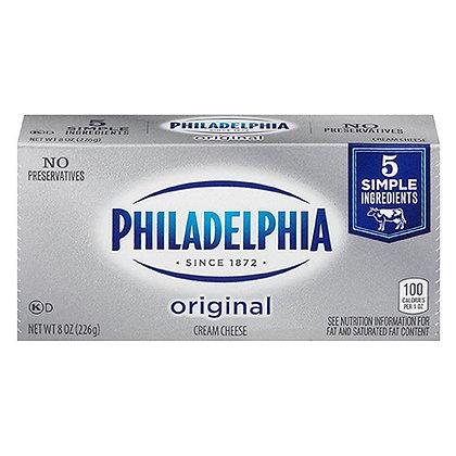 Philadelphia Original Cream Cheese (8 oz)