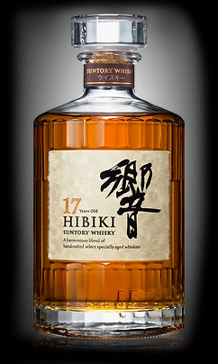 Hibiki 17 Year Old Japanese Blended Whisky