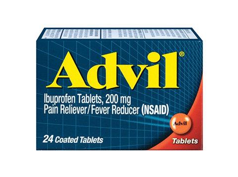 Advil Tablets (24 ct)