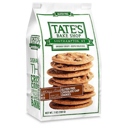 Tate's Chocolate Chip Gluten Free Cookies (7 oz)