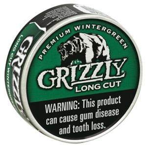 Grizzly Wintergreen