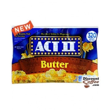 Act II Butter Single Popcorn