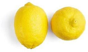 93982766-two-yellow-ripe-lemon-fruit-iso