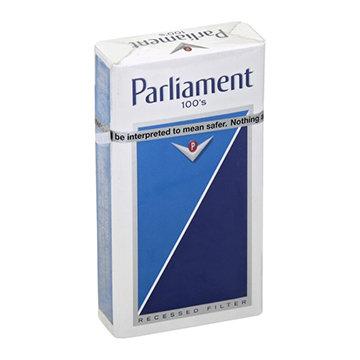 Parliament Light 100s Cigarettes