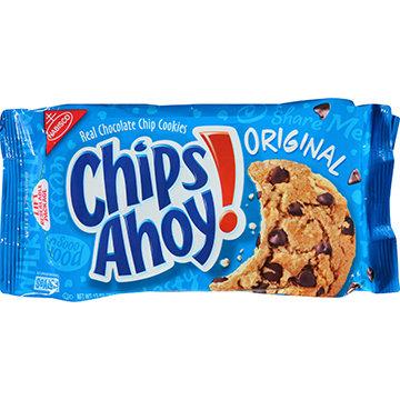 Nabisco Chips Ahoy! Cookies (12 Oz)