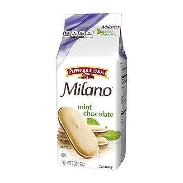 Pepperidge Farm® Milano® Mint Chocolate Cookies (7 oz)