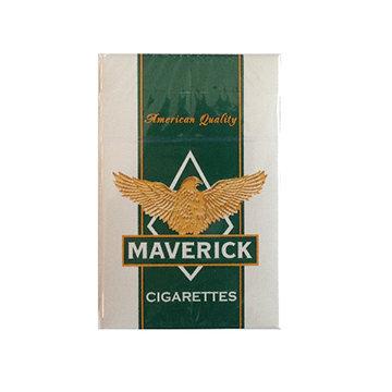 Maverick Menthol Cigarettes