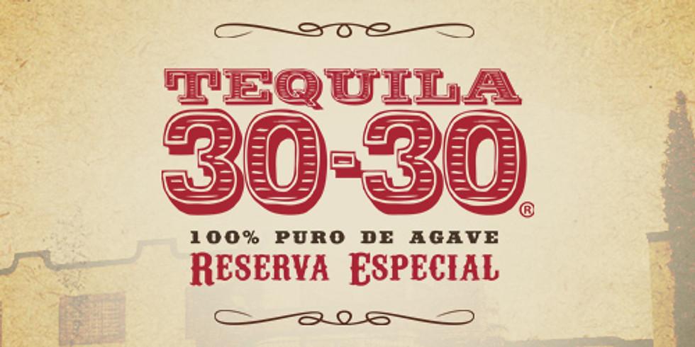 30-30 Tequila Tasting