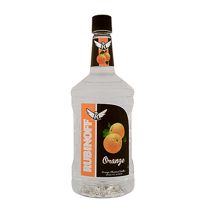 Rubinoff Orange Vodka (1.75 L)