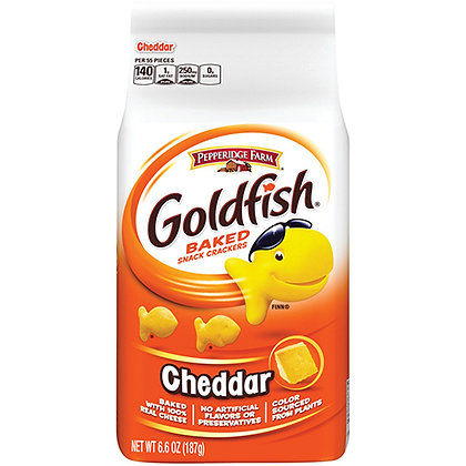 Pepperidge Farm Goldfish Cheddar Crackers (6.6 oz)