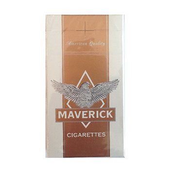 Maverick Light 100 Cigarettes