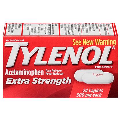 Tylenol (24 Caplets)