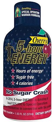 5-hour ENERGY® Dietary Supplement Shot - Cherry