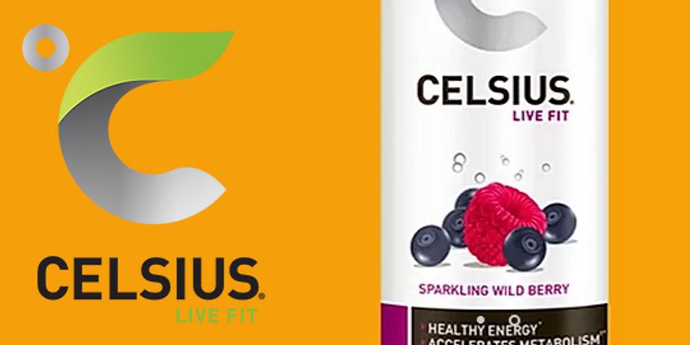 CELSIUS® Fitness Drinks Tasting