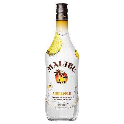 Malibu Caribbean Pineapple Rum (750 ml)