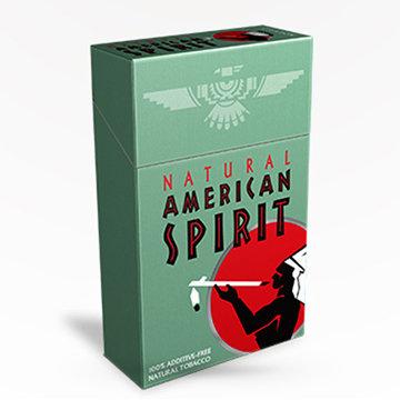 American Spirit Medium Cigarettes