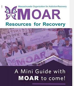 MOAR Mini Guide cover
