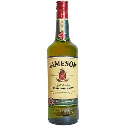 Jameson Irish Whiskey (750 ml)