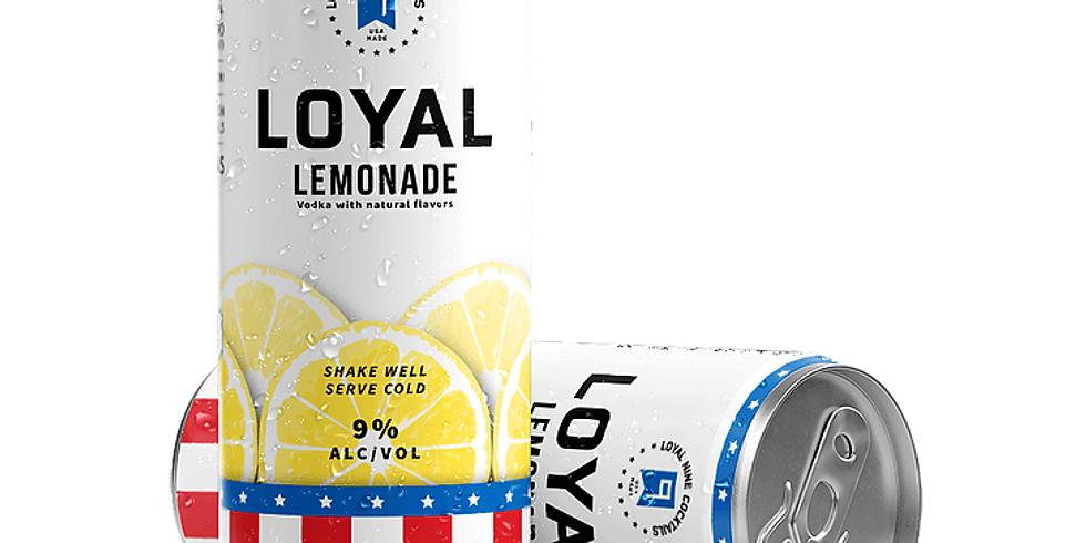 Sons of Liberty Loyal Lemonade Tasting