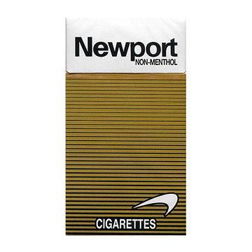 Newport Gold 100s Cigarettes