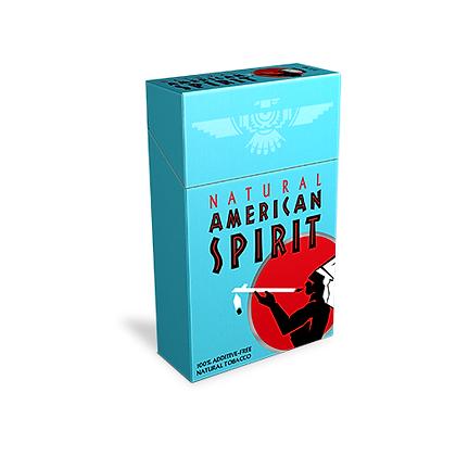 American Spirit Blue Cigarettes