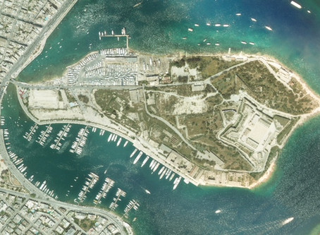 Bluesky Aerial Survey Helps Malta Develop GeoSpatial Infrastructure