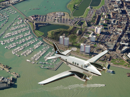 Bluesky Takes Aerial Mapping to New Levels with 2018 Flying Plans